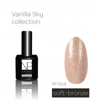Nartist 904 Soft Bronze 10g