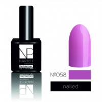 Nartist 058 Naked 10g