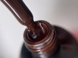 Гель-лак Органик №30 'Шоколад' Опция, 9 мл