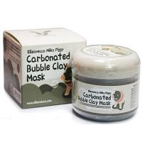 Глиняная маска с пузырьками Elizavecca Carbonated Bubble Clay Mask