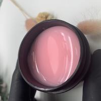 Самовыравнивающийся гель для наращивания, Pink (разлив), 15мл