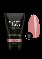 Акригель Натураль Acril Gel «Nature» MYSTIQUE™, 30 g