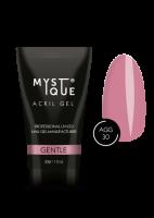Акригель Джентл Acril Gel «Gentle» MYSTIQUE™, 30 g