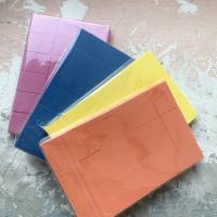 Набор бафиков LisaNail 100/180 (набор 18шт), оранжевые