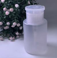 Помпа для жидкости (полупрозрачный пластик), 120 мл