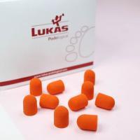 Колпачки оранжевые d 10 мм (1 шт), мелкая крошка (10-320)