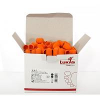 Колпачки оранжевые d 13 мм (10 шт), мелкая крошка (13-320)