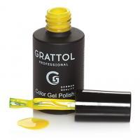 Гель-лак Grattol 034 Yellow