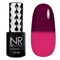 Гель-лак Термо Thermo color 604 Nail Republic, 10мл