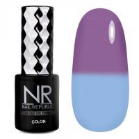 Гель-лак Термо Thermo color 602 Nail Republic, 10мл