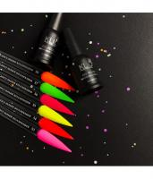 Гель-лак «Капсульная коллекция» Klio Professional, neon № 055