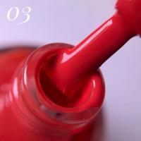 Лак для стемпинга Нейлстори NailStory, красный №3
