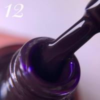 Лак для стемпинга Нейлстори NailStory, баклажан №12