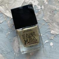 Лак для стемпинга TAKIDA 046 золото шампань перл хром, 10мл