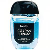 Санитайзер для рук GLOSS Aqua Fresh, 29мл