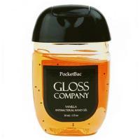 Санитайзер для рук GLOSS Vanilla, 29мл