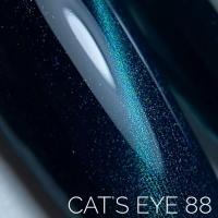 Гель-лак 88 'Cats Eye' Sova De Luxe, 15мл