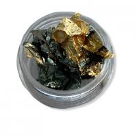 Поталь черное золото