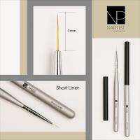 Кисть Nartist Brush Short Liner