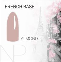 Камуфлирующая база Nartist French base Almond, 12 ml