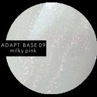 Базовое покрытие ADAPT 09 milky pink SOTA, 30 мл