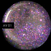 SOTA TOP AVRORA 01, глянцевый топ с шиммером, 5 мл