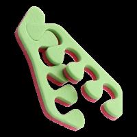Разделители для пальцев ног, 20 пар