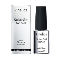 Верхнее покрытие SolarGel Top Coat KINETICS, 15мл