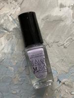 Лак для стемпинга TAKIDA 078 пастельно-лиловый, 5мл
