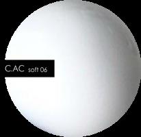 Полигель для моделирования COLD ACRYLIC SOFT 06 яркий белый Sota, 15гр