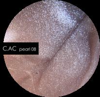 Полигель для моделирования COLD ACRYLIC Pearl 08 камуфлирующий с жемчужным блеском Sota, 18гр